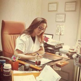 Dr Ghada HAMDI KEBIR